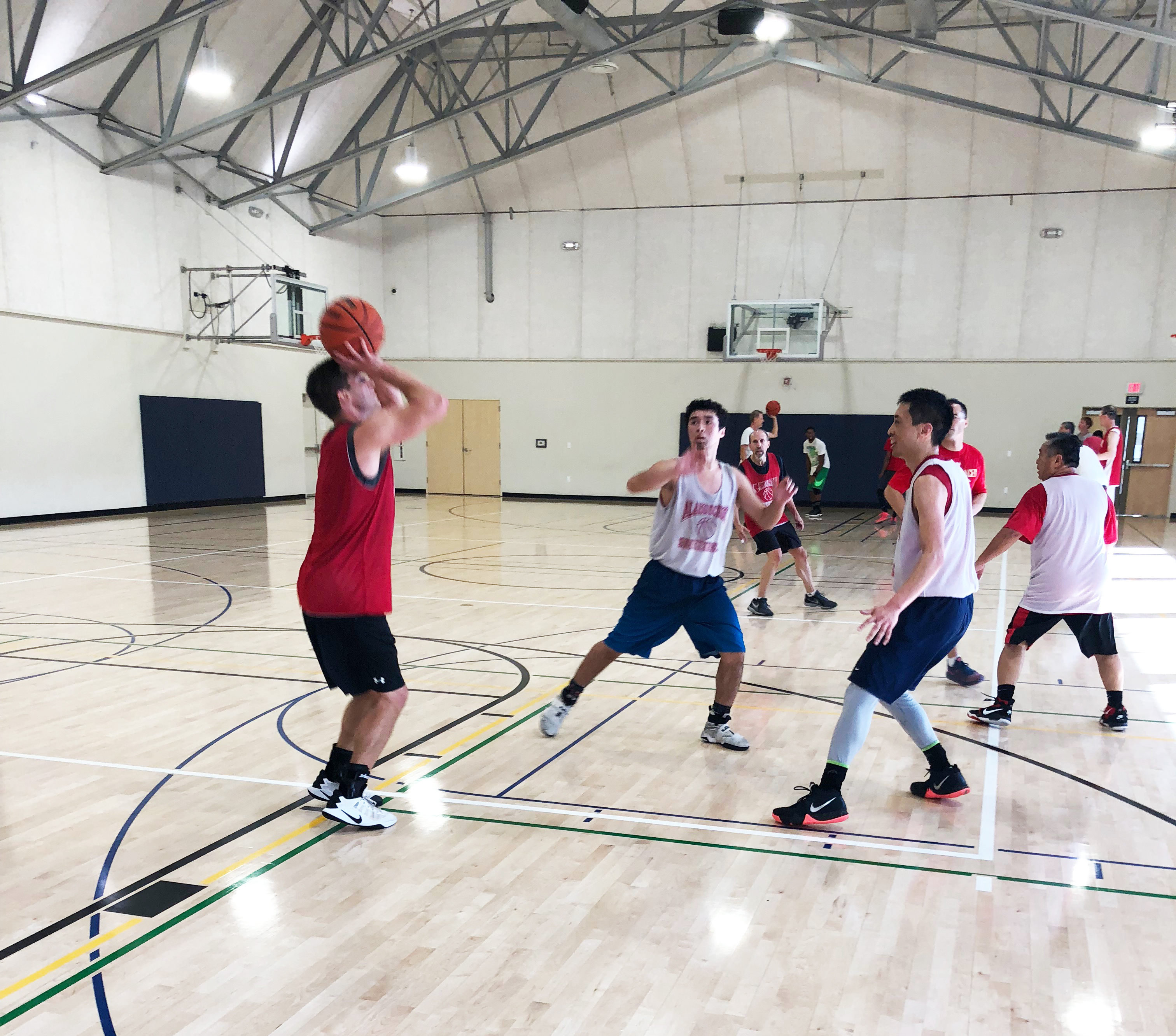 Drop-in Summer Sports
